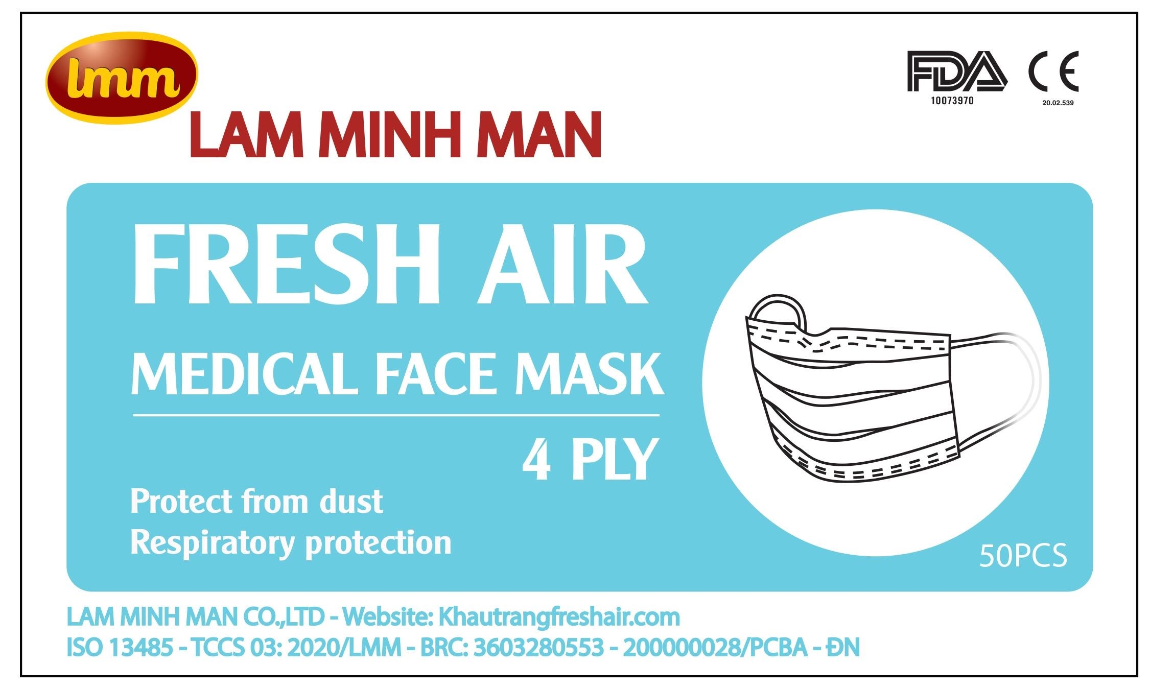 Medical Facemasks